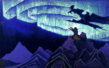 Moses - Roerich